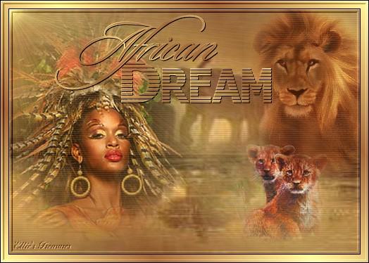 African Dream ET-psp