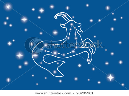 Stock-photo-illustration-of-zodiacal-symbol-capricorn-20205901